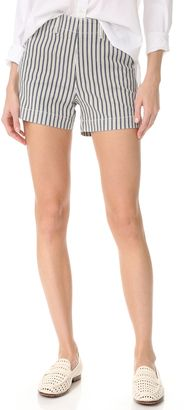 Shop Now - >  https://api.shopstyle.com/action/apiVisitRetailer?id=624551101&pid=uid6996-25233114-59 AG The Juliette Shorts  ...