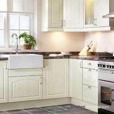 Wickes Kitchen To-Order oban Ivory Kitchen, Order Kitchen, Real Kitchen, Updated Kitchen, Simple Kitchen Design, Best Kitchen Designs, Kitchen Ideas, Kitchen Layout, Custom Kitchens