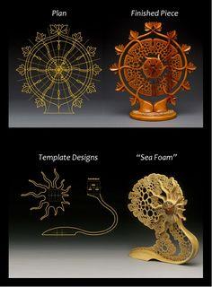 Process & Technique - Mark Doolittle studio of Wood sculpture & Design