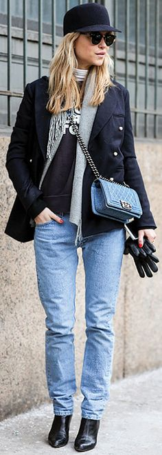 Street Style - Cool Combination