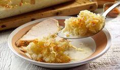 Cauliflower & Gruyère Gratin Recipe | Campbell's Kitchen