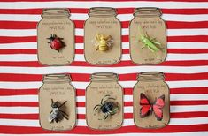 7 Clever Classroom Valentines You Can Print at Home: Love Bugs