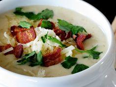 Beekman 1802: Potato, Beer & Mubock Soup - Pretty decent. ~ CML