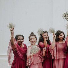 Bridesmaids bouquet | Instagram post by Jackson James (#JKSN) 📷 • Mar 26, 2019 at 7:52am UTC