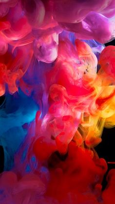 An explosion of colors #Dancingcolors