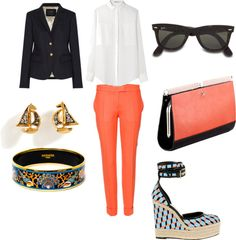 """Seafarer"" by tarheeled on Polyvore"