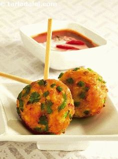 Spinach and Cheese Balls