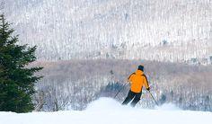 ski en famille au Mont Sutton