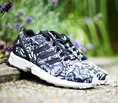 2696a4d10 adidas Originals ZX Flux W - Running White   Black - Running White