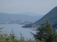 Macedonia, nad Jeziorem Ochrydzkim. Było naprawdę fajnie i nawet nie gorąco. Chcę tam wrócić!