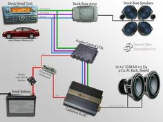 Subwoofer Wiring Diagram With Capacitor : Russelectric wiring diagram reversing single phase motor alarm