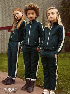 Ylfa, Andrew & Rose from Sugar Kids for Bellerose by Raul Ruz.