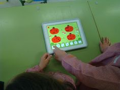 Els nostres moments a l'aula d'infantil: Trabajo por rincones de aula con iPad