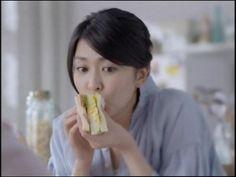 松たか子×サンドイッチ