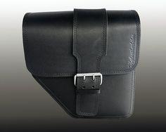 Notre collection de sacoches latérales de cadre en cuir pour Harley Davidson…