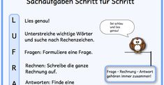 Kostenlose Arbeitsblätter mit Sachaufgaben und Textaufgaben im ...