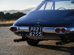 Feast Your Eyes on This Gentlemanly 1961 Ferrari 400 Superamerica SWB Coupe - Airows