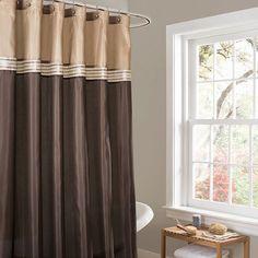 42 brown shower curtain ideas brown