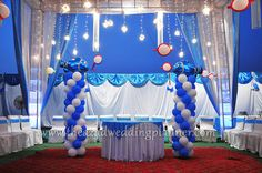 The Azad Wedding Planners Birthday Party Planner, Birthday Parties, Party Organisers, Birthday Decorations, Wedding Planner, Balloons, Birthdays, Make It Yourself, Fun