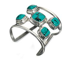 Vogue Crafts and Designs Pvt. is a wholesale manufacturer of Turquoise Stone Silver Cuff. We are the exporter of silver jewelry at wholesale prices. Turquoise Cuff, Turquoise Jewelry, Turquoise Stone, Silver Jewelry, Stylish Jewelry, Sterling Silver Cuff, Jewelry Bracelets, Jewellery, Wedding Jewelry