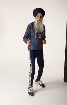 Seniors can have Fun too - Fauja Singh - 100 year old Marathon Runner