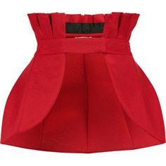 Natasha Zinko Cotton-blend faille peplum waist belt KRW) ❤ liked on… Fashion Belts, Fashion Line, Fashion Details, Diy Fashion, Ideias Fashion, Fashion Outfits, Womens Fashion, Fashion Design, Fashion Trends