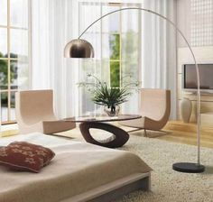 modern brief fashion lighting fashion  aluminum floor lamps adjustable angle and rod D30 D33 D38 D45cm marble base GY-Nov-J073