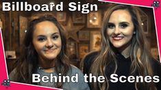 Billboard Sign Music Video (Behind the Scenes Video) - Wild Fire Music Songs, Music Videos, Billboard Signs, Wild Fire, Behind The Scenes, Film, Youtube, Instagram, Movie