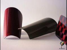 Tutorial: Out Of Autoclave PREPREG Carbon Fiber/Fibre Part 6-7 (Finishing Carbonfiber Parts)
