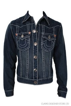 True Religion Jacket:  Price £99.95 inc. NEXT Day Delivery