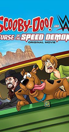 Directed by Tim Divar, Brandon Vietti.  With Frank Welker, Grey DeLisle, Matthew Lillard, Kate Micucci. It's pedal to the metal as Scooby-Doo, Shaggy and the gang team up with the superstars of WWE in this hi-octane, all-new original movie! When Scooby and Mystery Inc. visit an off-road racing competition, it's not long before strange events start to occur. A mysterious phantom racer, known only as Inferno, is causing chaos and determined to sabotage the race. It's up Scooby-Doo, ...