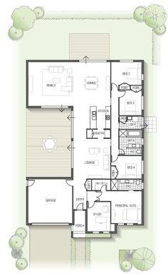 The miami new home design mcdonald jones homes floor for House outlook design ideas