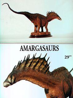 AMARGASAURUS | Amargasaurus Model by ~ Keith-Strasser