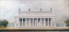 Stalinist, Big Building, Socialist Realism, Baroque, Historical Architecture, Archie, Palace, Beast, Projects