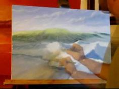 Pittura a olio:2 come dipingere cielo e mare(painting course 9)