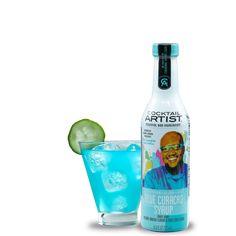 Cocktail Artist Blue Curacao Syrup,375ml - Walmart.com Cocktail Recipes, Cocktails, Blue Margarita, Cocktail Mix, Blue Curacao, Alcohol Content, Blue Hawaiian, Triple Sec, Agave Nectar
