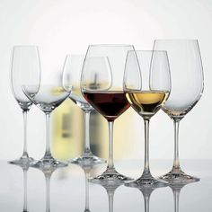 YES! Good Wine Glasses Matter. Get some good tips on picking out a set for your special occasions.