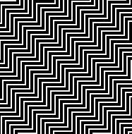 Parcourez l'image, le tapis semble vibrer http://ophtasurf.free.fr/illusionpage4.htm