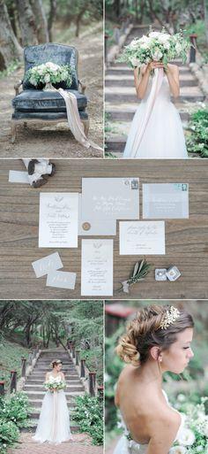 Fall Wedding Inspiration at Rancho Las Lomas - Style Me Pretty