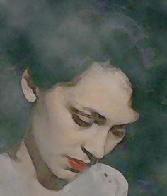 untitled work by Marten Tonnis (contemporary) - (meersstille)