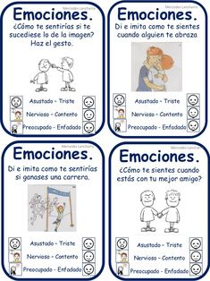 Spanish Teaching Resources, Spanish Lessons, School Resources, Behavior Management, Classroom Management, Teachers Corner, Sensory Integration, Spanish Classroom, Les Sentiments