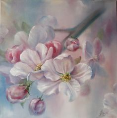 Apple blossom by Lidia Olbrycht /Poland