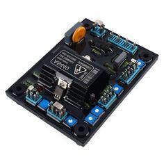 33.26$  Watch here - https://alitems.com/g/1e8d114494b01f4c715516525dc3e8/?i=5&ulp=https%3A%2F%2Fwww.aliexpress.com%2Fitem%2FAVR-AS440-Gensets-Automatic-Voltage-Regulator-Brand-New%2F32696606313.html - AVR AS440 Gensets Automatic Voltage Regulator Brand New