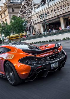 Cool car #McLaren P1. See more #sports #cars pics at www.fabuloussavers.com/wcars.shtml Thank you for viewing!