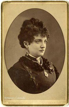 Baby Doe Tabor ~ Colorado Springs Colo ~ Aprox 1880