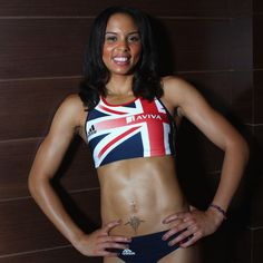 Louise Hazel of Great Britain and Northern Ireland poses for a portrait during the Aviva GB&NI Team Preparation Camp on August 21, 2011 in Ulsan, South Korea.