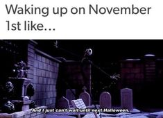 """Time for Seasonal Fun! Holidays and infrequent """"events"""" are special times that make seasonal fun one of life's many pleasures. More significantly, these holidays and events have something to teach … Spooky Memes, Halloween Quotes, Halloween Horror, Halloween Meme, Halloween Town, Happy Halloween, Stupid Funny Memes, Funny Relatable Memes, Haha Funny"""