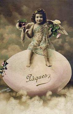 Vintage Rose Album: Wielkanoc