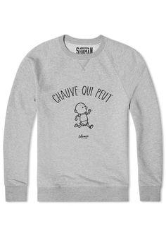 """Sweat """"Chauve qui peut"""""""