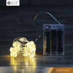 decorations waterproof 4.8m 20 led moon shape solar string light from alibaba com